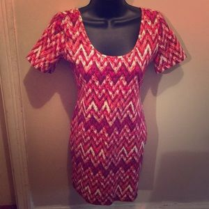 Forever 21 Bodycon Dress Size L